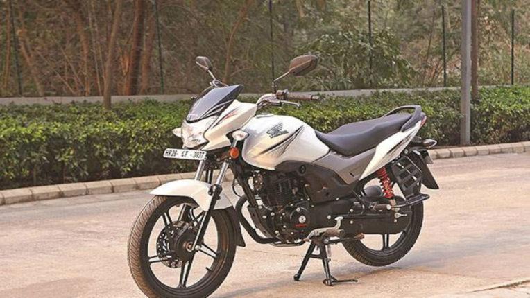 Honda ने यूरोप को शुरू किया 125 सीसी बाइक का निर्यात