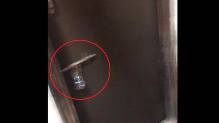 नवभारत इम्पैक्ट : मुख्य स्वच्छतागृह का ताला खोला