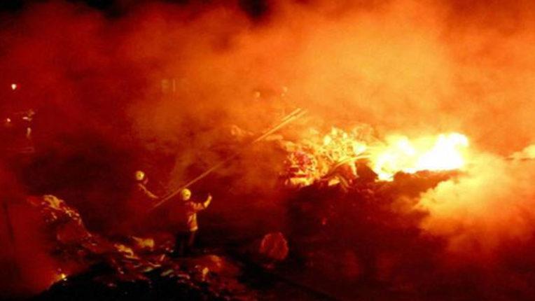 तमिलनाडु में पटाखा कारखाने में विस्फोट में पांच महिलाओं की मौत, मुख्यमंत्री ने शोक व्यक्त किया