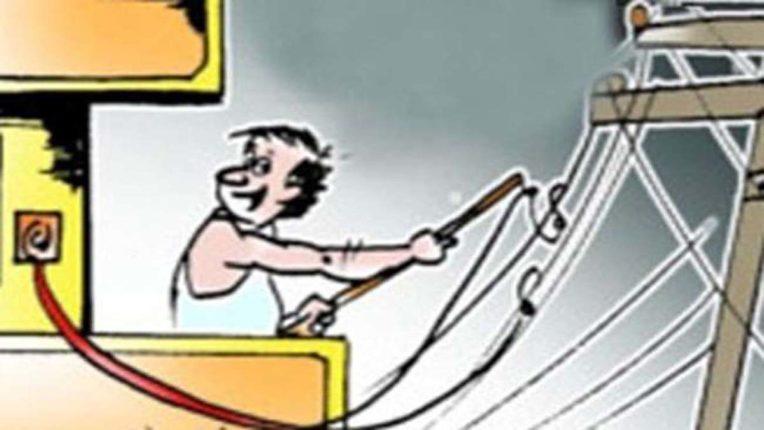 मुंबई में पकड़े गए 1400 बिजली चोर