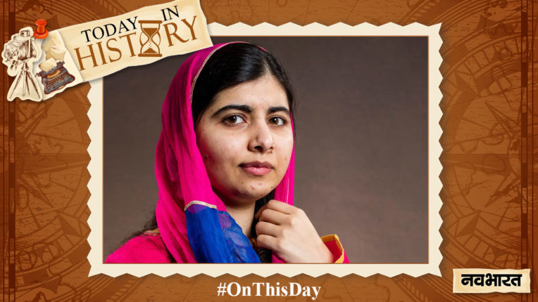 today-in-history-9 October-Taliban attack on Malala Yousafzai became Noor of Ilm in Pakistan
