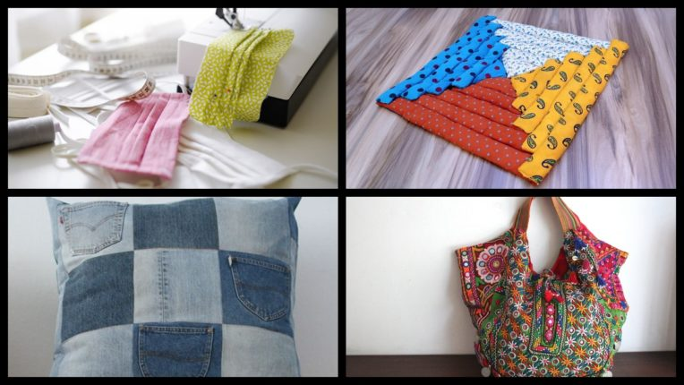 महामारी के दौरान एक पहल, फैशन वेस्ट को कम करने में करेगी मदद