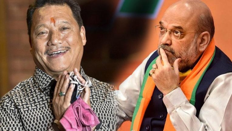 प. बंगाल में बीजेपी को बड़ा झटका, गोरखा जनमुक्ति मोर्चा ने एनडीए का छोड़ा साथ