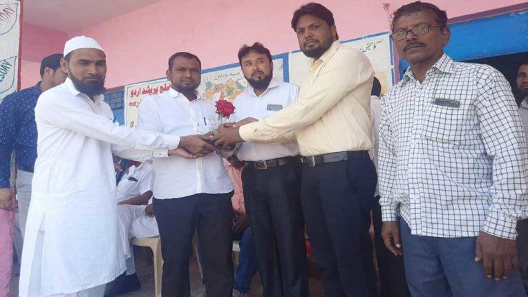 मजहर शाह महाराष्ट्र राज्य प्राथमिक शिक्षक संघ महासचिव पद पर नियुक्त