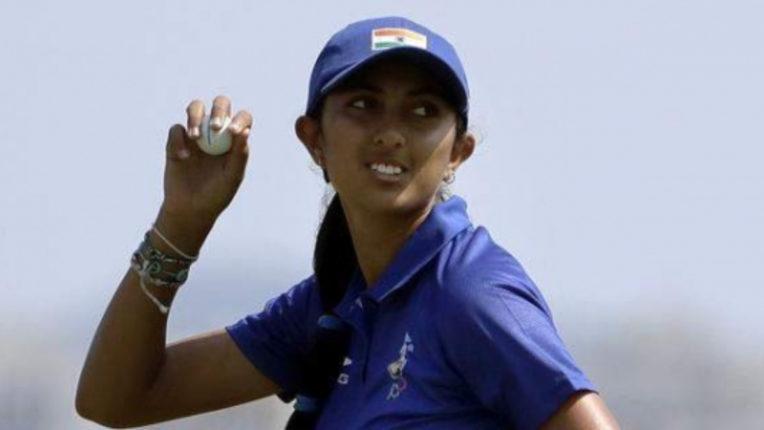 Dubai Moonlight Classic Golf, Aditi Ashok soars sixth, Tvesa ends at 27th