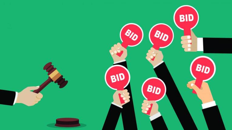 Auction, Bid