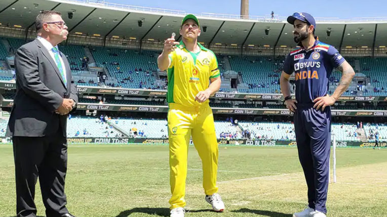 Australia decided to bat after winning the toss