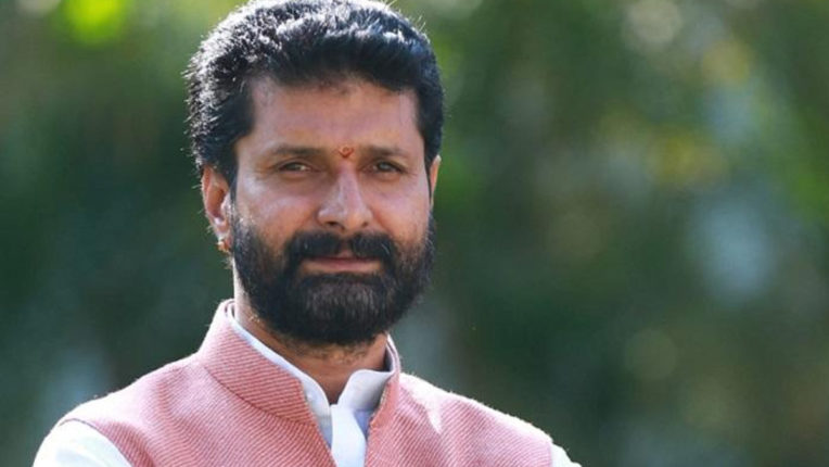 BJP leader CT Ravi