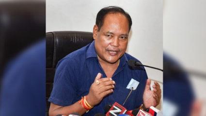 BPF MP Biswajit Daimary