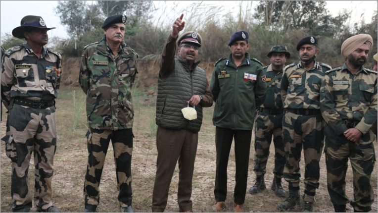 BSF officer gets Pak impressions in tunnel used by Jaish terrorists