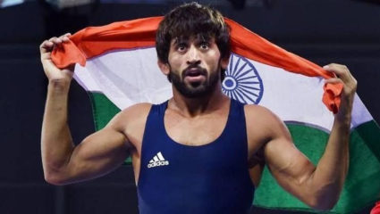 Bajrang Punia gets approval for a one-month practice camp in US before Olympics