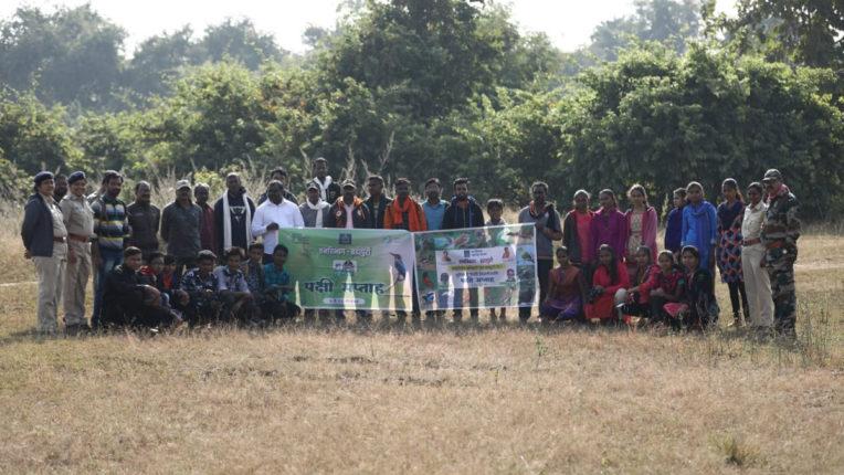 Bird Inspection Workshop from Brahmapuri Forest Department