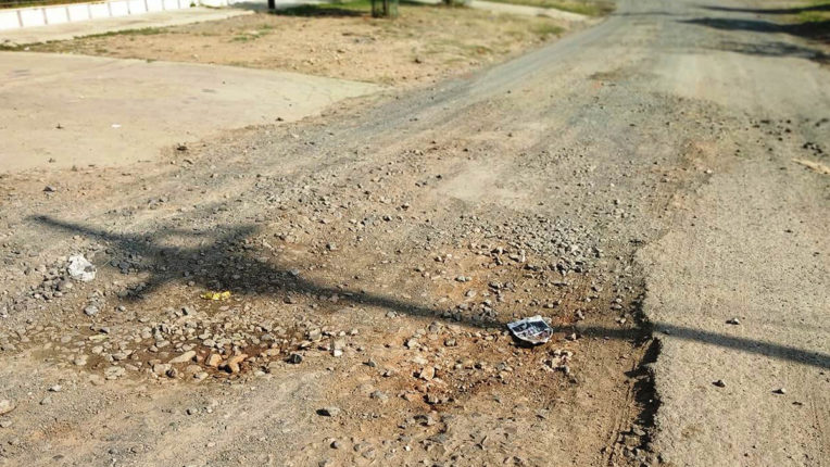 Bypass Road Damage