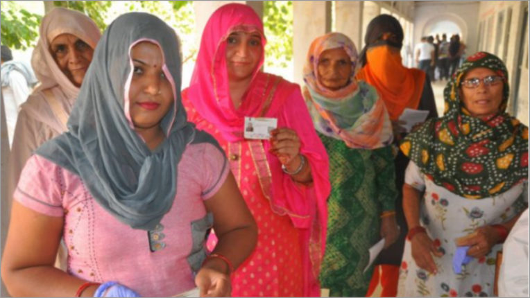 Counting begins for the by-elections in Baroda assembly seat in Haryana