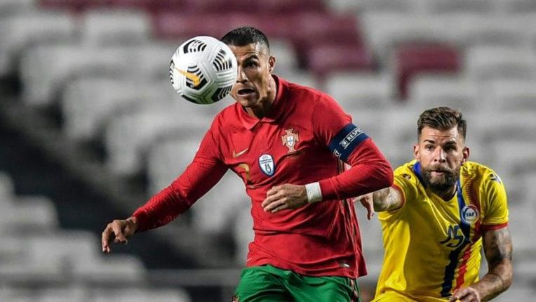 Cristiano Ronaldo Scores 102nd International Goal As Portugal Thrash Andorra