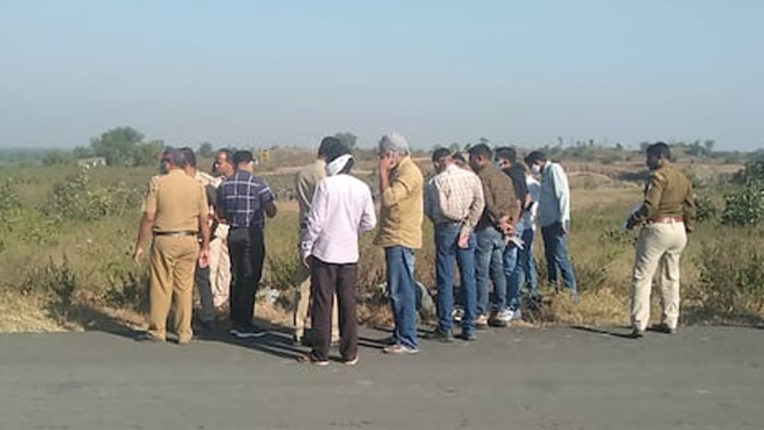 Double Murder in Nagpur