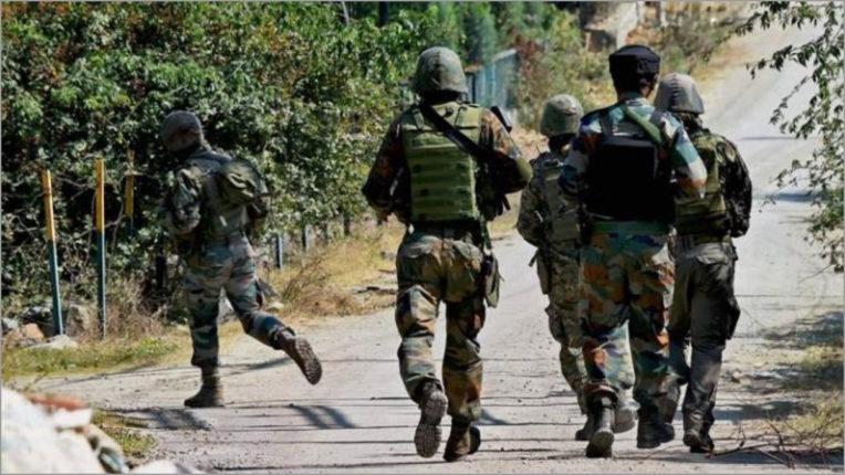 Encounter in Shopian district, two terrorists killed