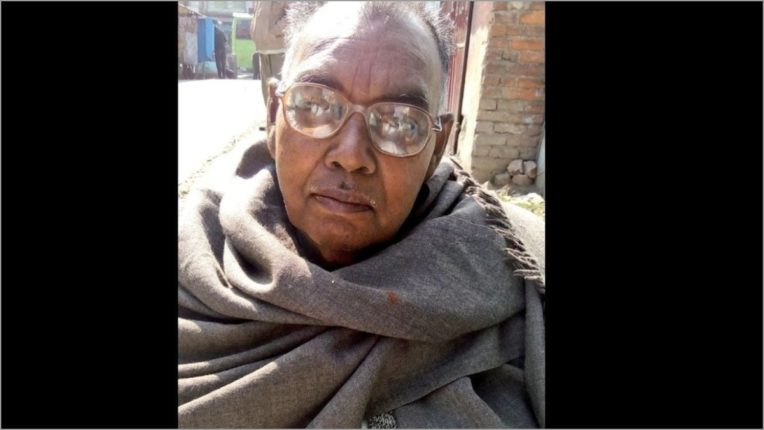 Former Bihar government minister Aklu Ram Mahato dies