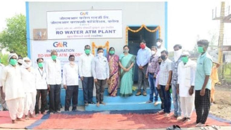 GMR fulfilled social responsibility in Corona era