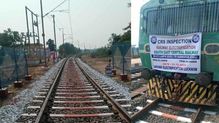 Gondia-Jabalpur Broad gauge project