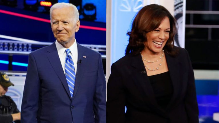 Vice President Pence, ready to transfer power, offered full support to Kamala Harris