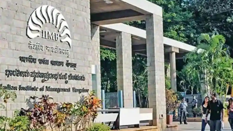 IIM Bangalore topped the list of best business schools in the ranking