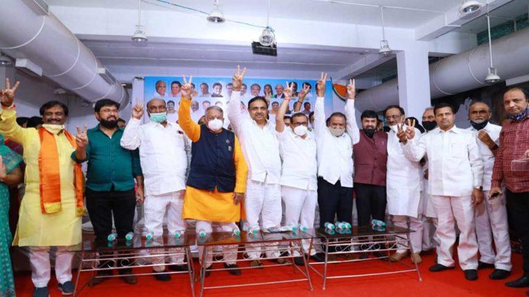 मराठवाड़ा के विकास के लिए कटिबध्द होकर काम करेंगे : जयंत पाटिल