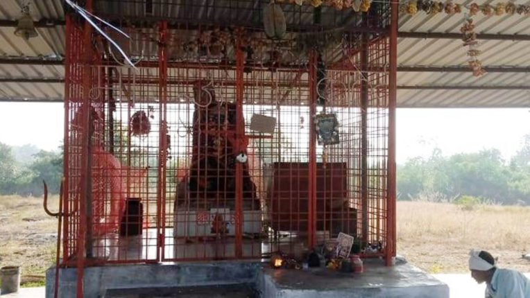 Ignoring the convenience of Kalimata Temple