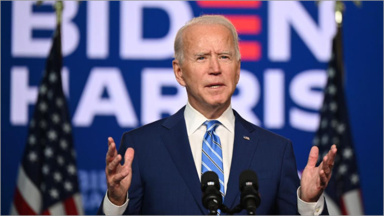 Biden went ahead without the help of Trump's intelligence team in the presidential election