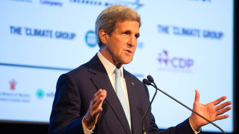 Nothing will happen with just the Paris Agreement, the world needs to come together to deal with the problem: John Kerry