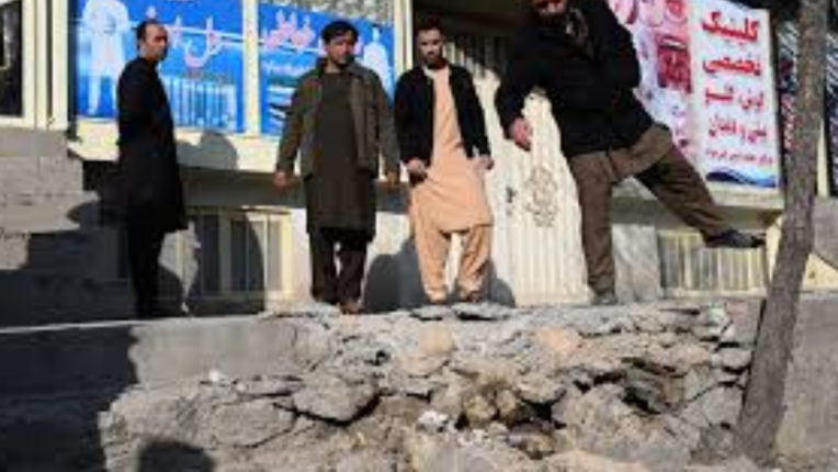23 mortars fired at residential area in Kabul, eight dead