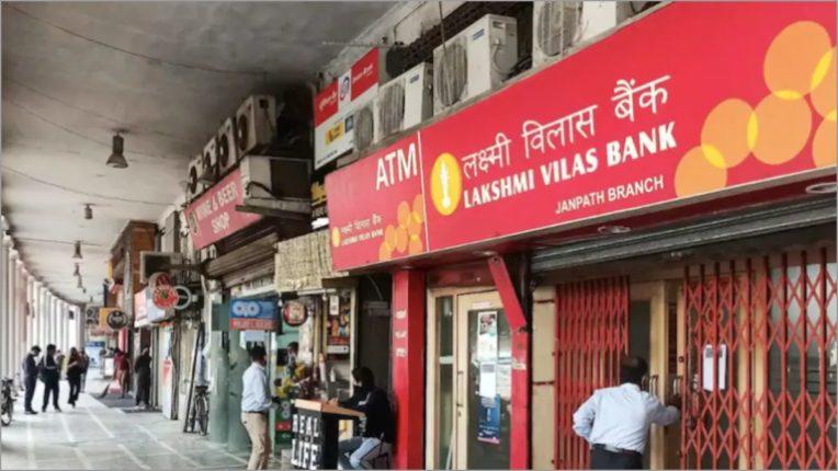 Lakshmi Vilas Bank shares lost 48 percent in five days