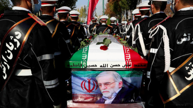 Top Iranian nuclear scientist Mohsin Fakhrizadeh laid to rest, suspected to be ambush in military style