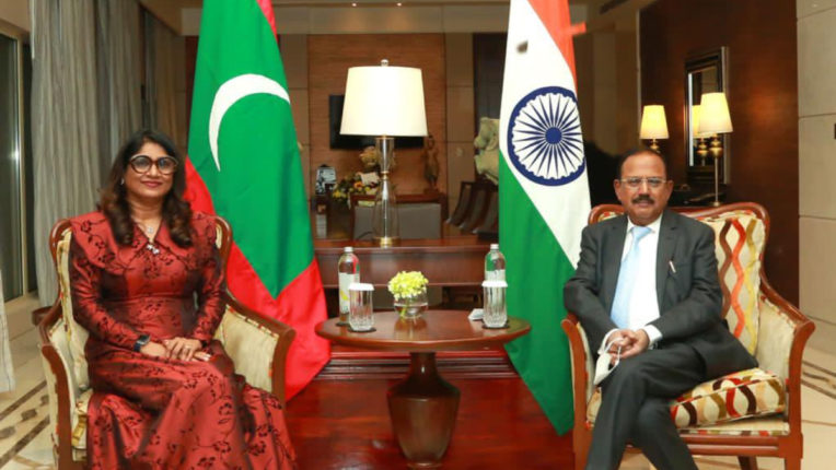 Doval held bilateral talks with the Defense Minister of Maldives, discussed the deepening of the partnership of both countries