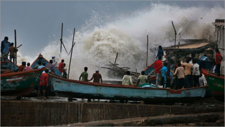 'Nirvana' cyclone may hit the coast tonight or Thursday: Meteorological Department