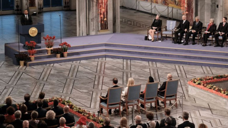 Nobel Peace Prize ceremony will not materialize due to current restrictions in Oslo