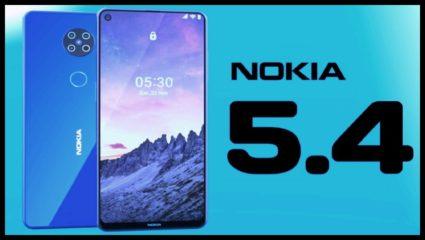 Nokia 5.4 स्मार्टफोन जल्द दे सकता है दस्तक, मिल सकते हैं शानदार फीचर्स