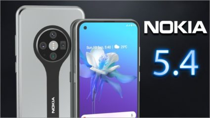 Nokia 5.4 ready to launch once again with improvements
