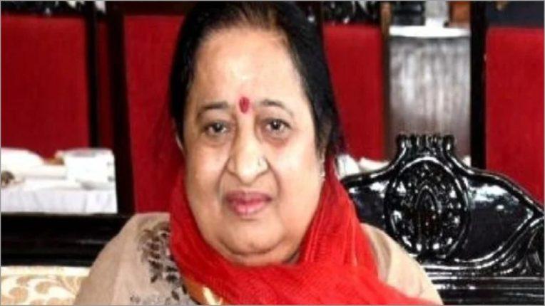 Odisha Governor's wife dies
