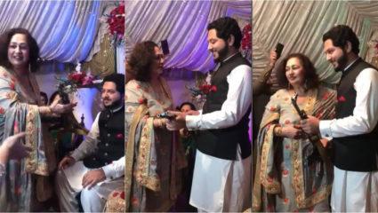 Woman gave AK-47 rifle in Pakistani wedding to bride, gift created ruckus on social media
