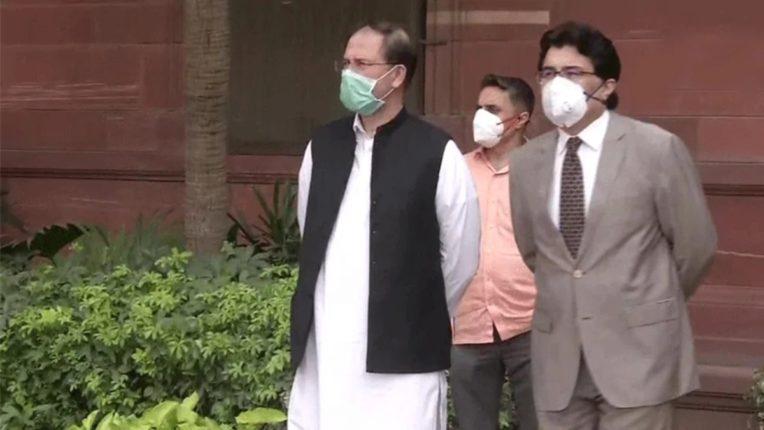विदेश मंत्रालय ने नगरोटा मामले को लेकर पाकिस्तान के उच्चायुक्त को किया तलब