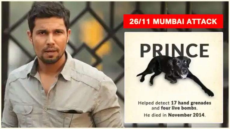 Randeep Hooda remembers the martyrs of 26/11, said- 'Don't forget the sacrifices of unarmed warriors'