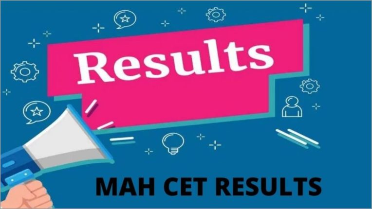 Results of MHT CET for professional courses will be released on this date