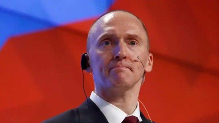 ट्रंप प्रचार अभियान के पूर्व सहयोगी ने रूस जांच निगरानी मामले में वाद दायर किया
