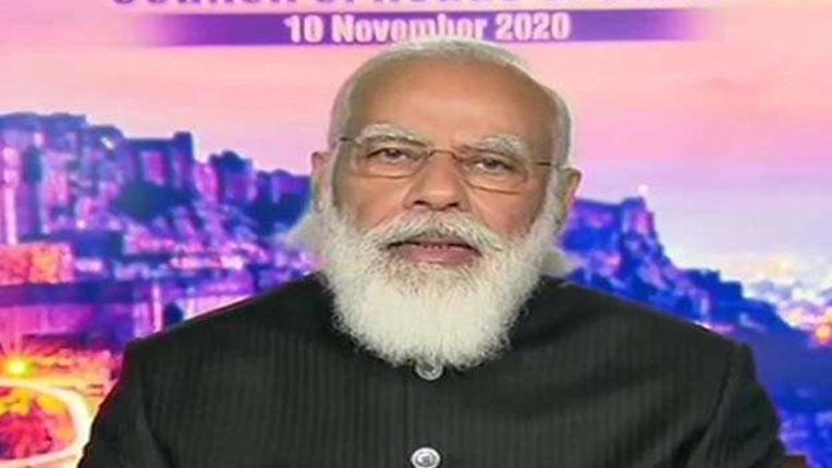 मोदी ने चीन, पाक को दिया सार्वभौमिकता, क्षेत्रीय अखंडता का सम्मान करने का संदेश