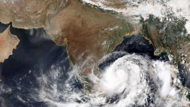 Severe cyclonic storm likely to occur in Tamil Nadu
