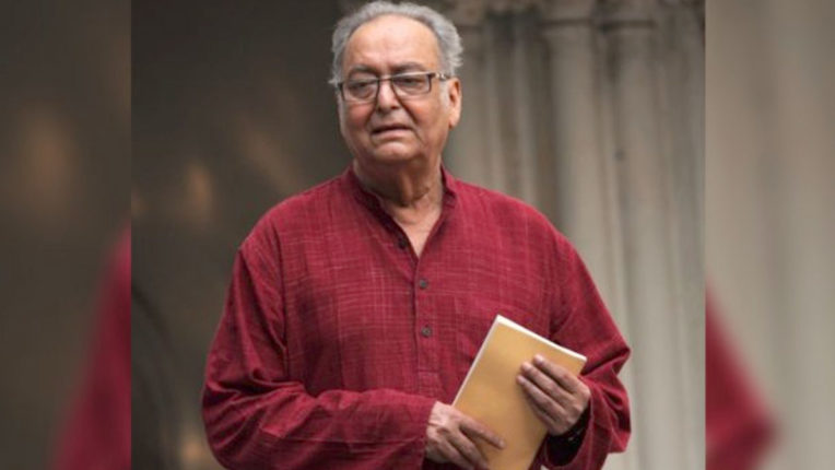 Soumitra Chatterjee's sketches, poems and diary jottings to be published
