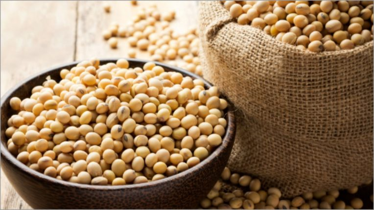 Soybean futures fall on weak demand
