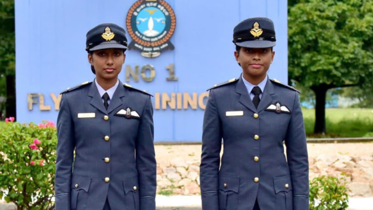 Appointment of two women pilots for the first time in the history of Sri Lanka Air Force, India also appreciated