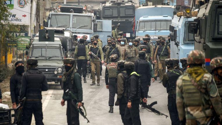 Srinagar Security, Encounter 01